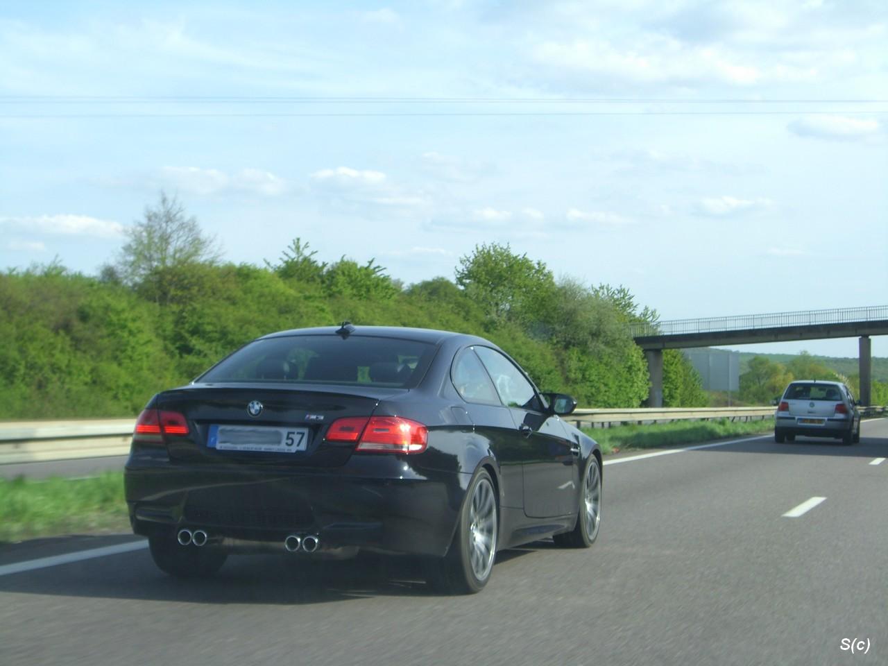 BMW M3 E92: