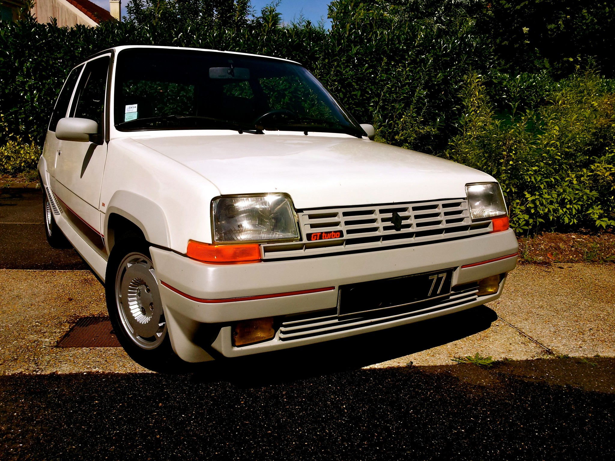 205 gti 1 6 115ch 1986 super 5 gt turbo phase 1 1986 page 47 auto titre. Black Bedroom Furniture Sets. Home Design Ideas