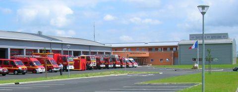 nouveau centre secours pompier vincennes