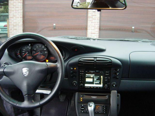 Int rieurs porsche 996 vs 997 auto titre for Interieur 996