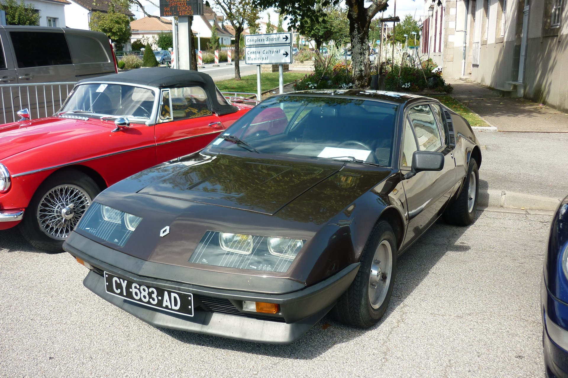 ressort a alpine a310 4 cylindres