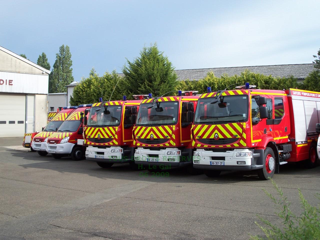 V hicules des pompiers fran ais page 233 auto titre for Garage mecanique arles
