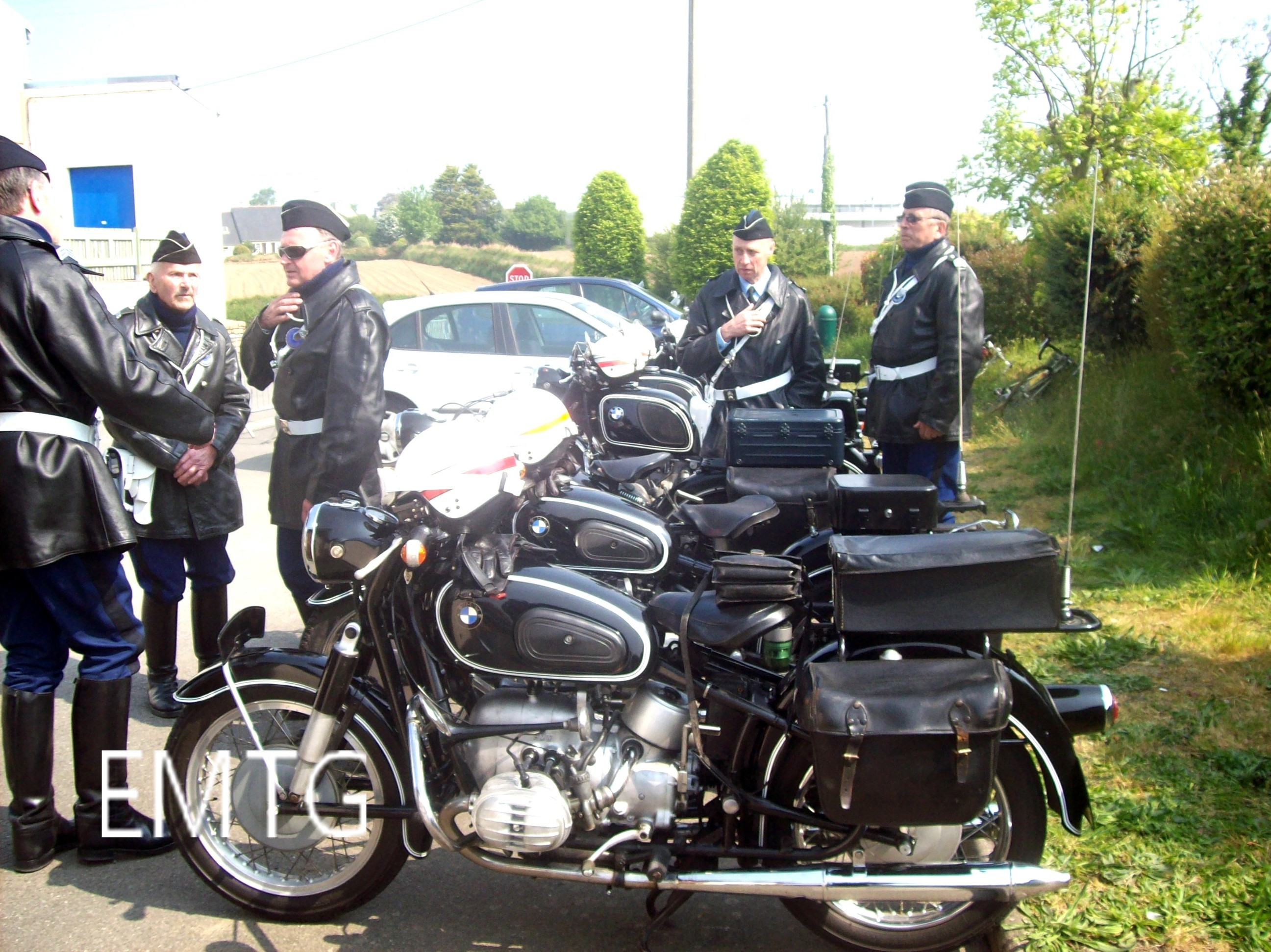 moto bmw r50 gendarmerie id es d 39 image de moto. Black Bedroom Furniture Sets. Home Design Ideas