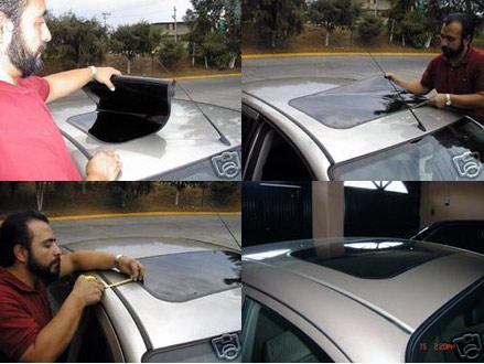 Toit ouvrant adh sif jacky show inside auto titre for Garage reparation toit ouvrant
