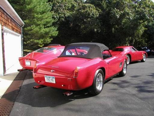 Dünyaca Ünlü ''Ralph Lauren' in Klasik Ferrari Koleksiyonu B1b59dcd6d