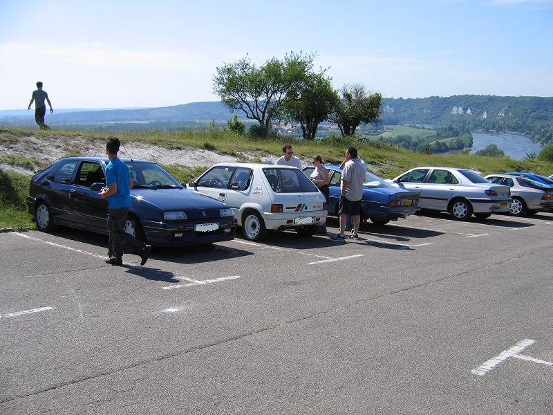 Rencontre voitures anciennes