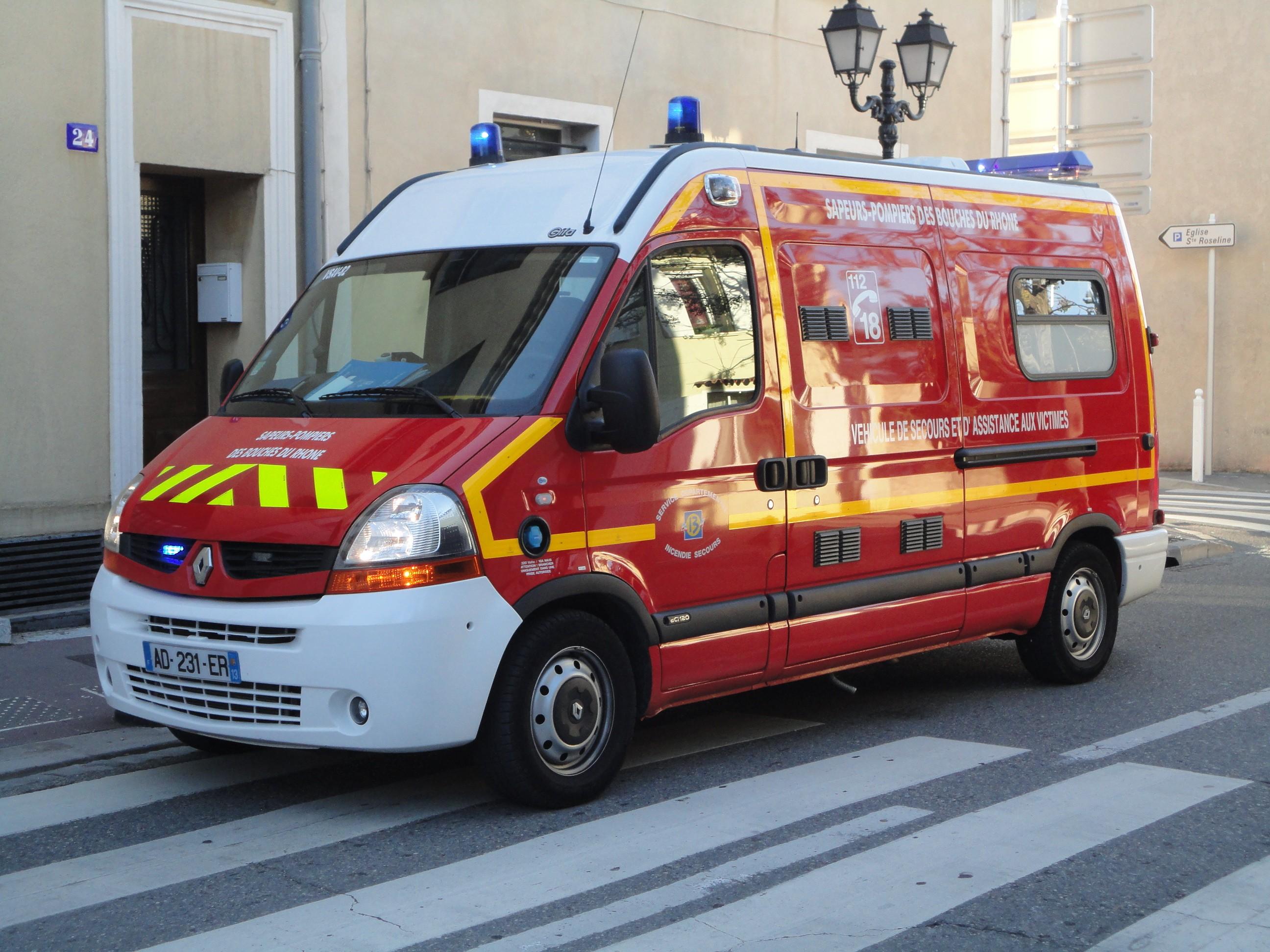 V hicules des pompiers fran ais page 1167 auto titre for Garage htm marignane