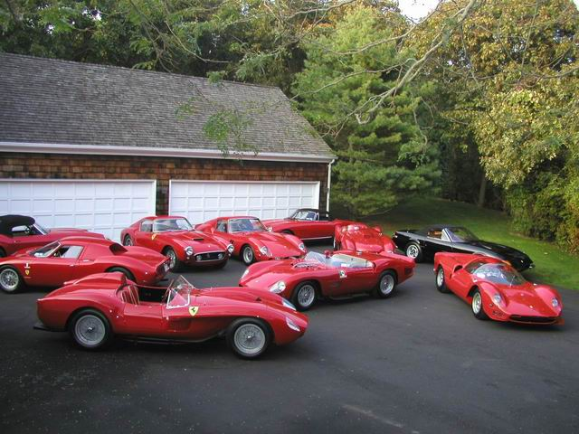 Dünyaca Ünlü ''Ralph Lauren' in Klasik Ferrari Koleksiyonu B81b8e35ec