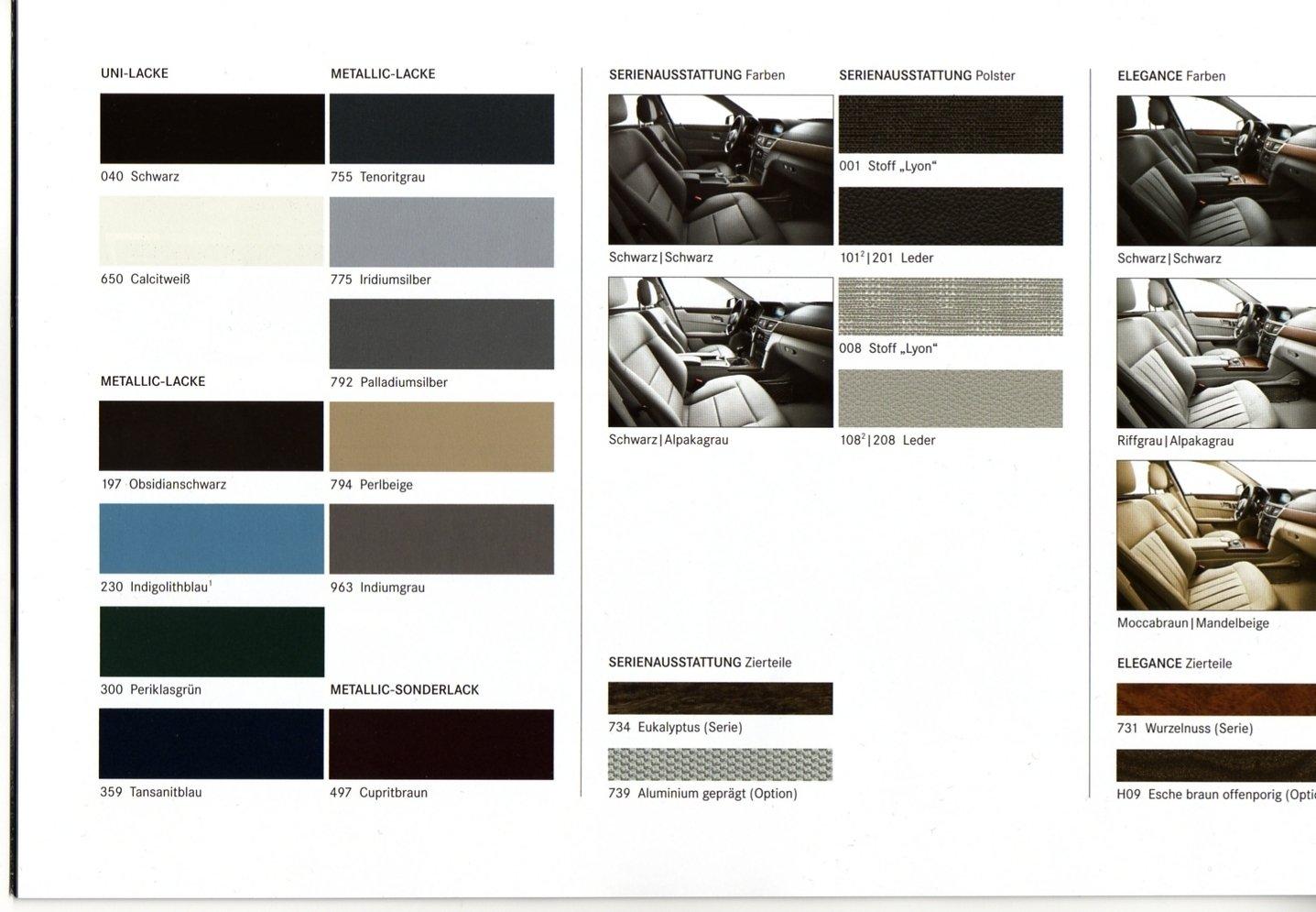 fiche technique mercedes classe e w124 auto titre. Black Bedroom Furniture Sets. Home Design Ideas
