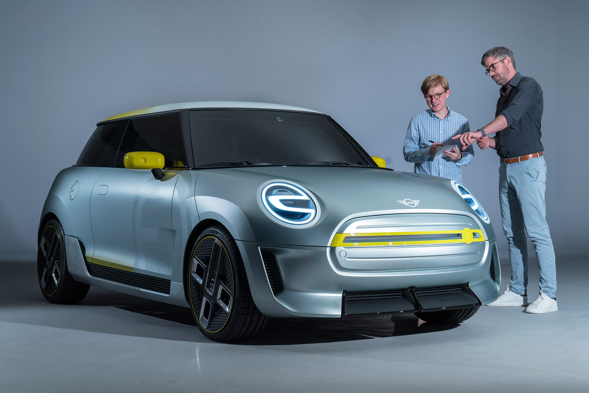 Electric Mini Cooper >> [100% Electrique] MINI Electric [2019 - 202x] - Auto titre
