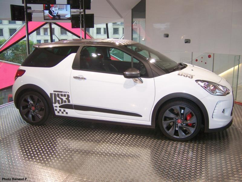 citroen ds3 racing et cabriolet page 10 auto titre. Black Bedroom Furniture Sets. Home Design Ideas