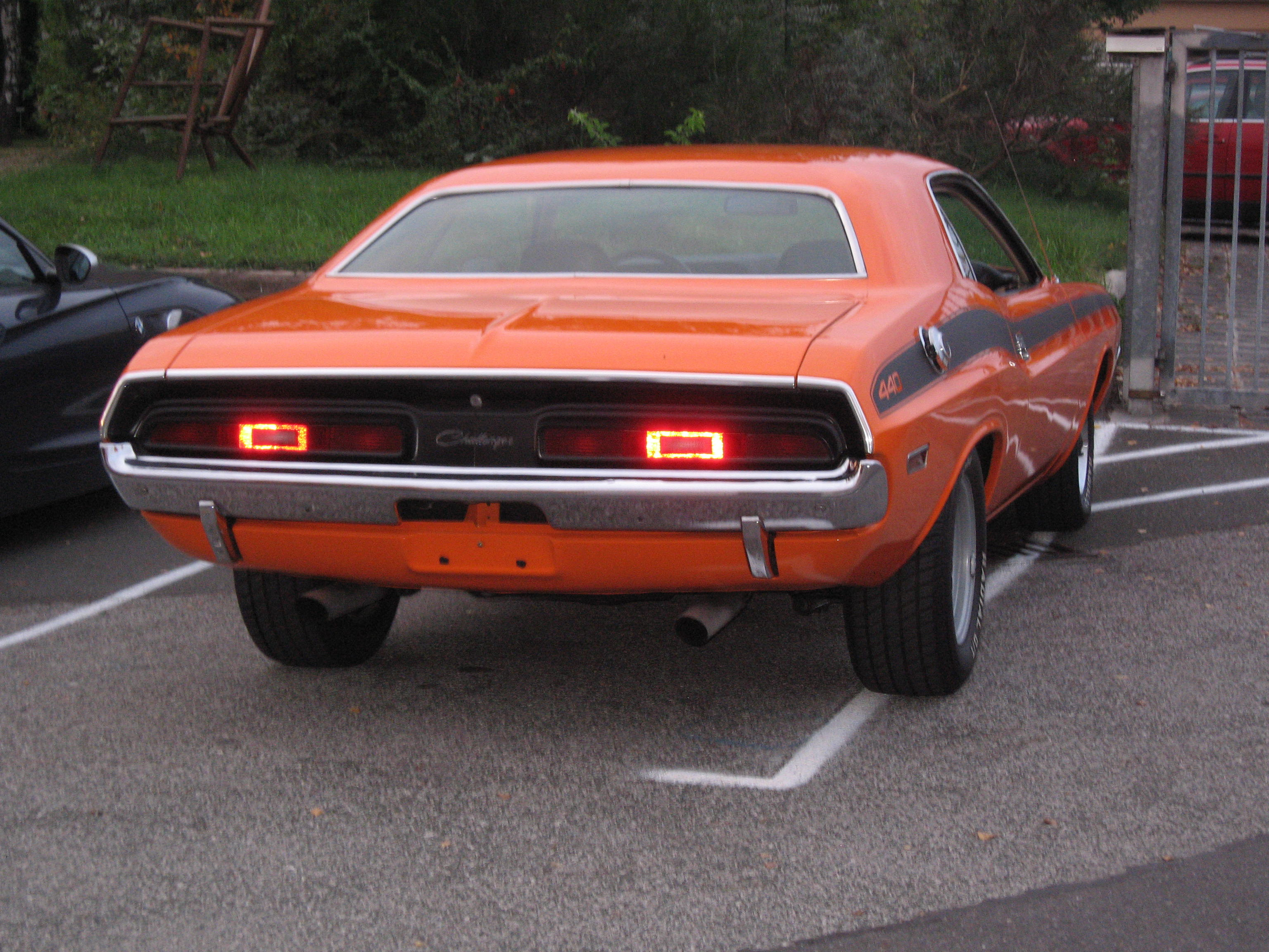 Dodge challenger occasion pas cher