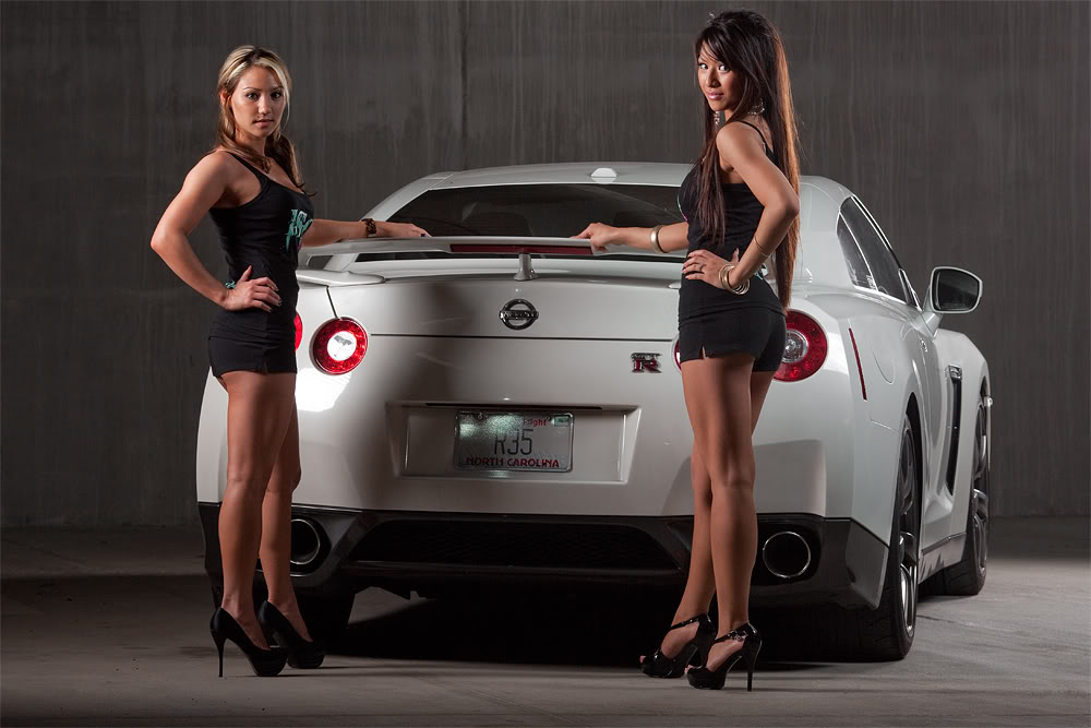 hot girl with nissan - photo #21