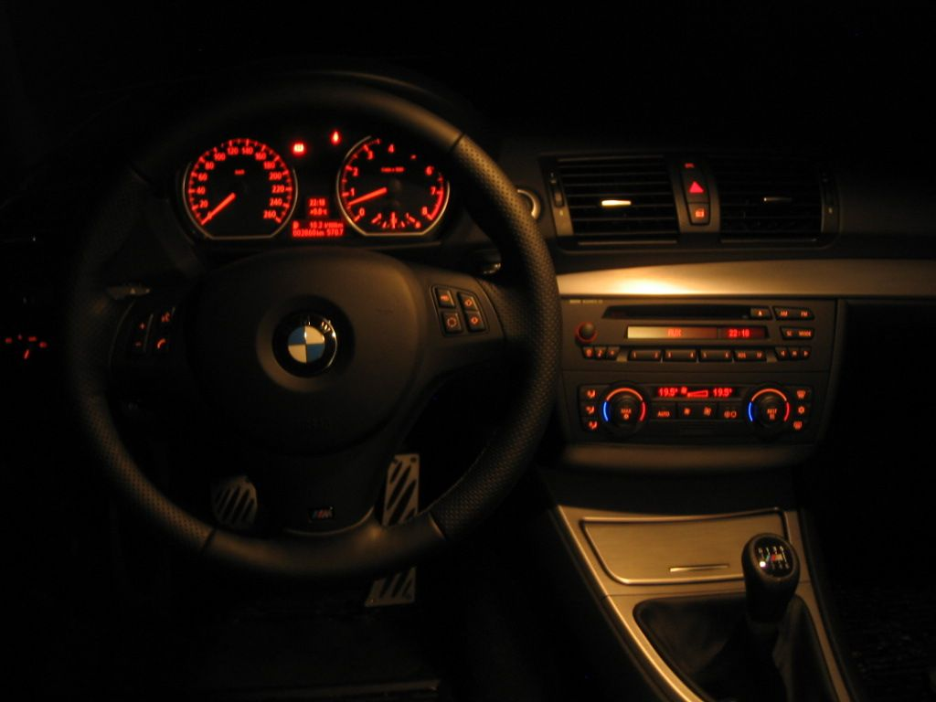Ma bmw serie1 page 65 auto titre for Serie 1 interieur