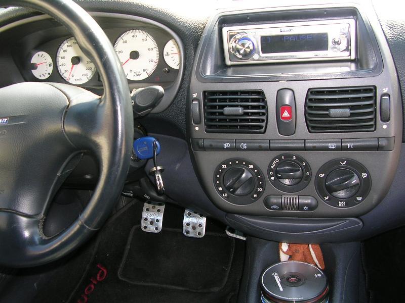 Opel astra opc 160 ou fiat bravo hgt 155 auto titre for Climatisation d interieur