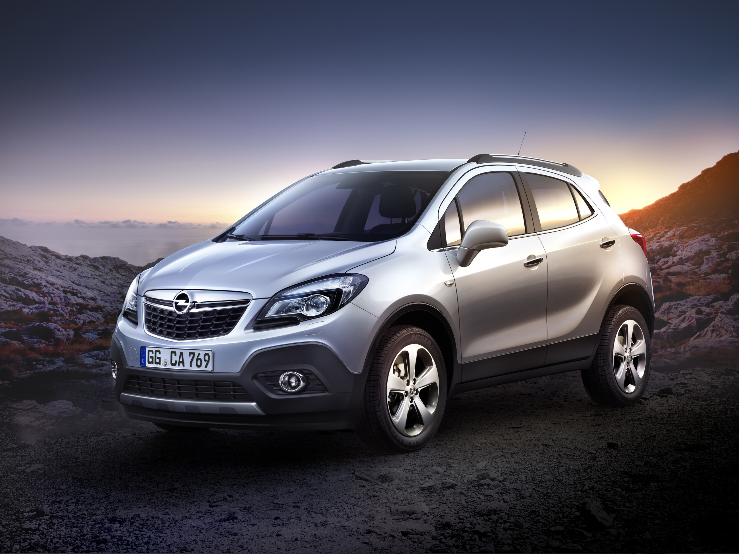opel mokka auto titre. Black Bedroom Furniture Sets. Home Design Ideas