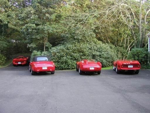 Dünyaca Ünlü ''Ralph Lauren' in Klasik Ferrari Koleksiyonu C2c23c6575