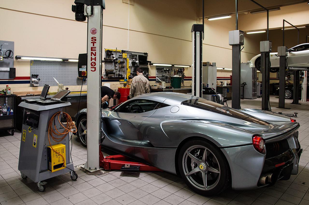 Ferrari LaFerrari, Aperta & FXX K - Page 14 - Auto titre