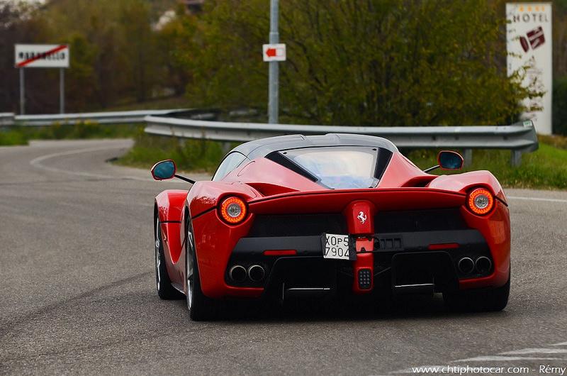 Ferrari LaFerrari, Aperta & FXX K - Page 18 - Auto titre