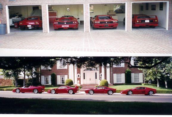 Dünyaca Ünlü ''Ralph Lauren' in Klasik Ferrari Koleksiyonu C7a9ff615d
