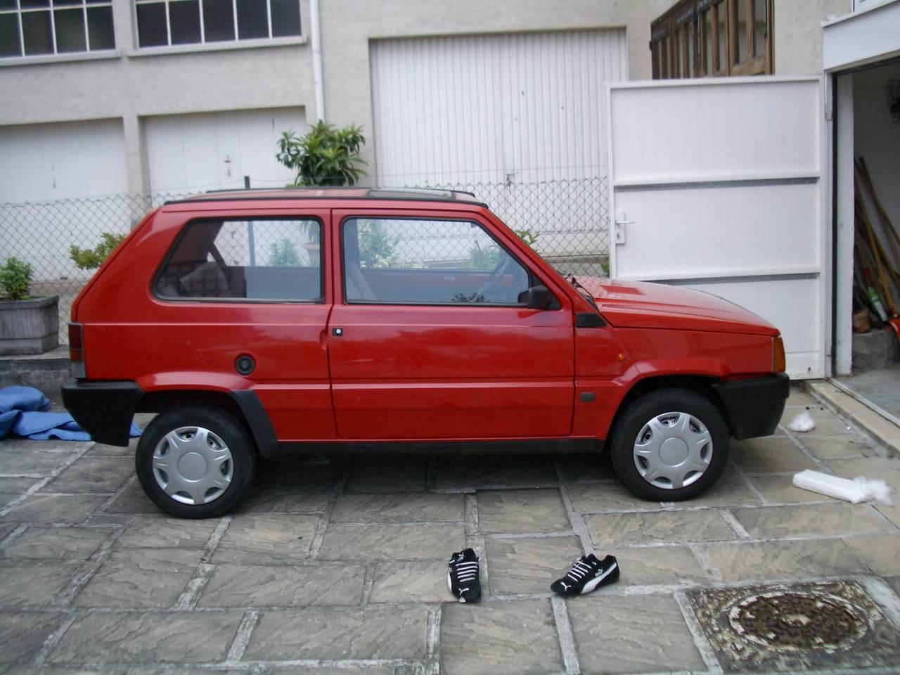 ma première voiture : une panda - Auto titre