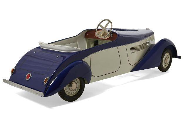 voiture pour enfant a moteur thermique