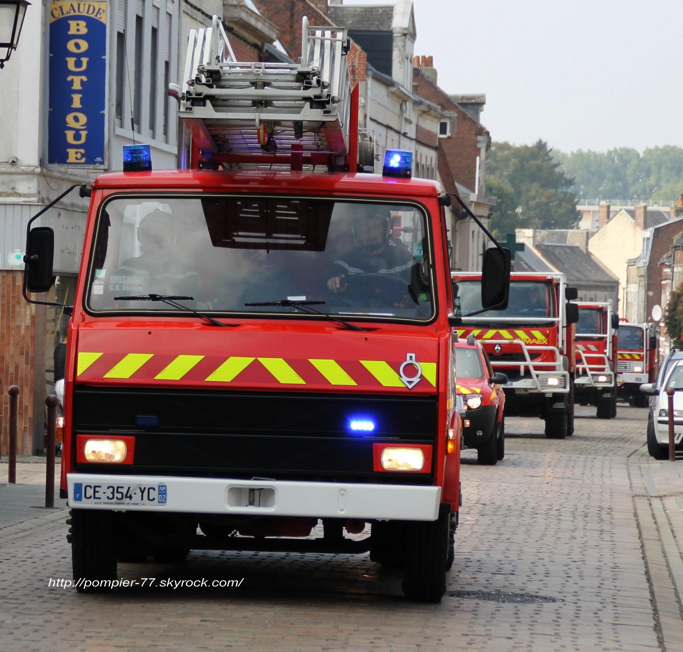 V hicules des pompiers fran ais page 1626 auto titre for Garage automobile hazebrouck