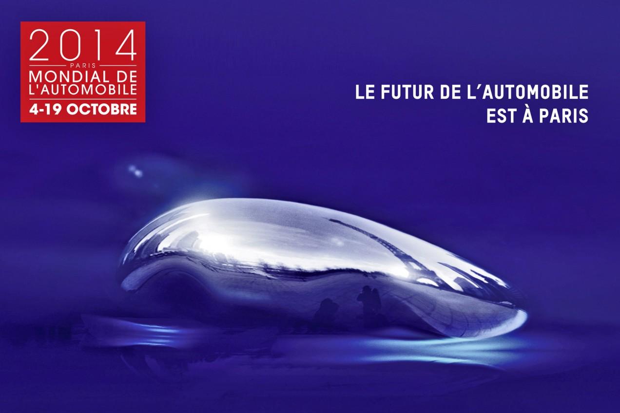 Mondial de l 39 automobile 2016 1 au 16 octobre 2016 page - Affiche salon de l auto ...