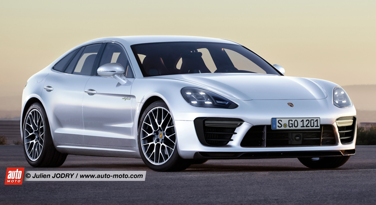 porsche panamera 2016 auto titre. Black Bedroom Furniture Sets. Home Design Ideas