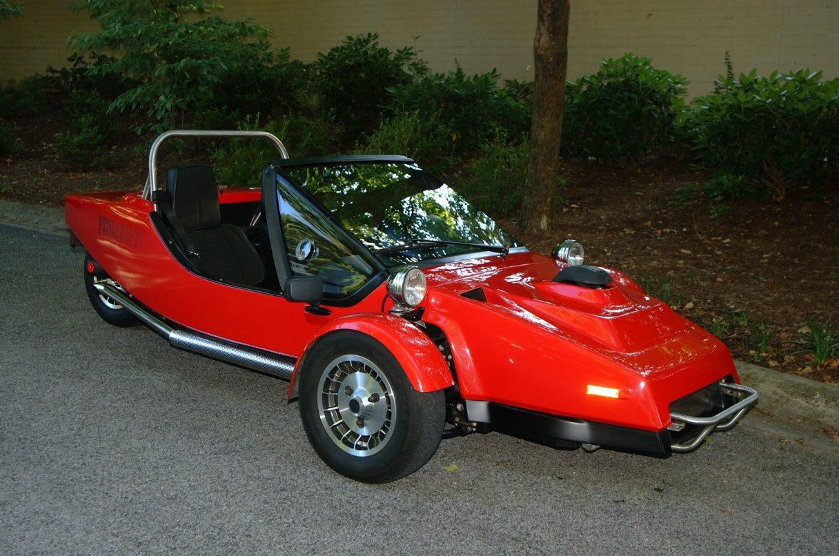 tricycle américain motorisé par un moteur de GSA D15f0780ab
