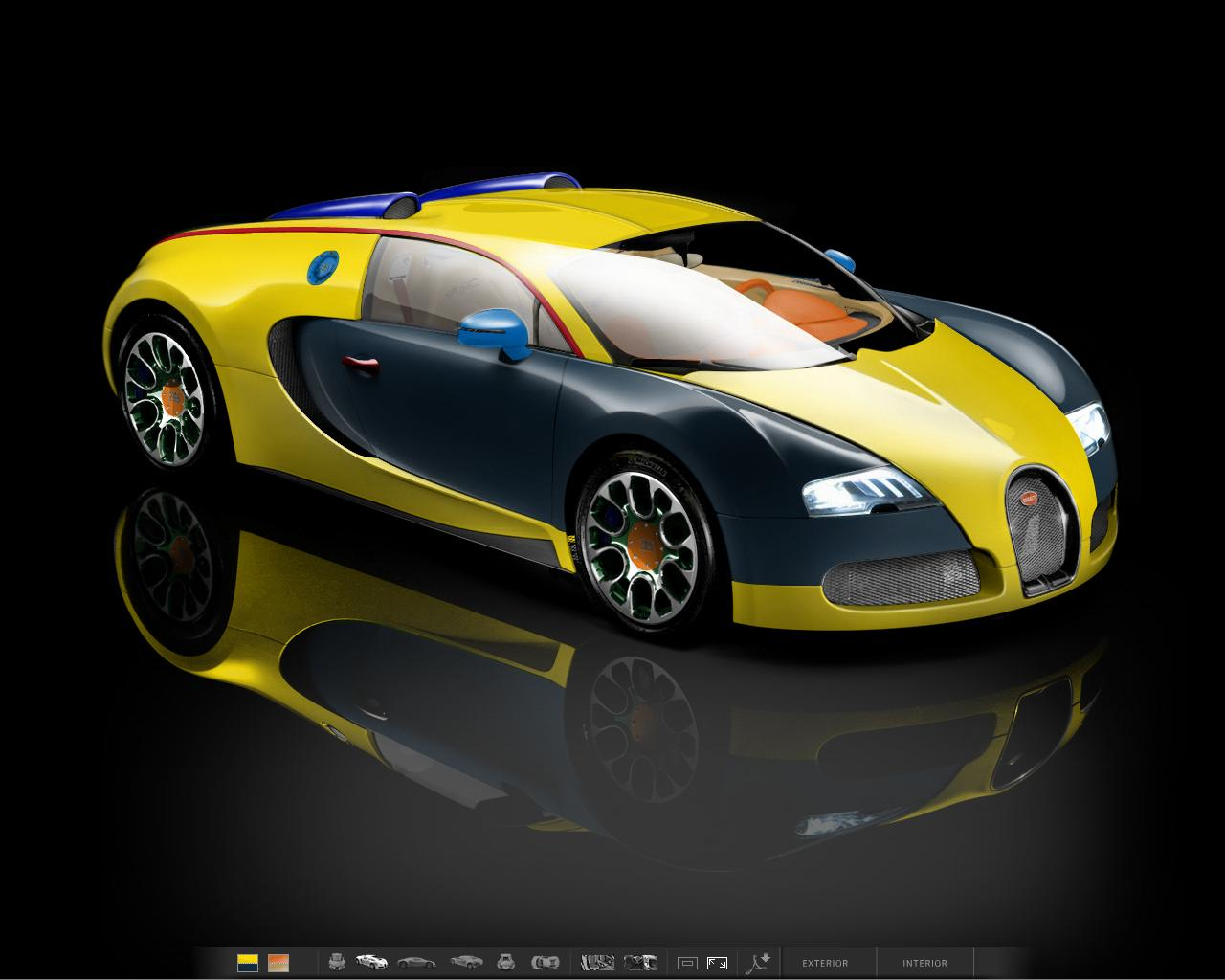 bugatti veyron un monstre page 15 auto titre. Black Bedroom Furniture Sets. Home Design Ideas