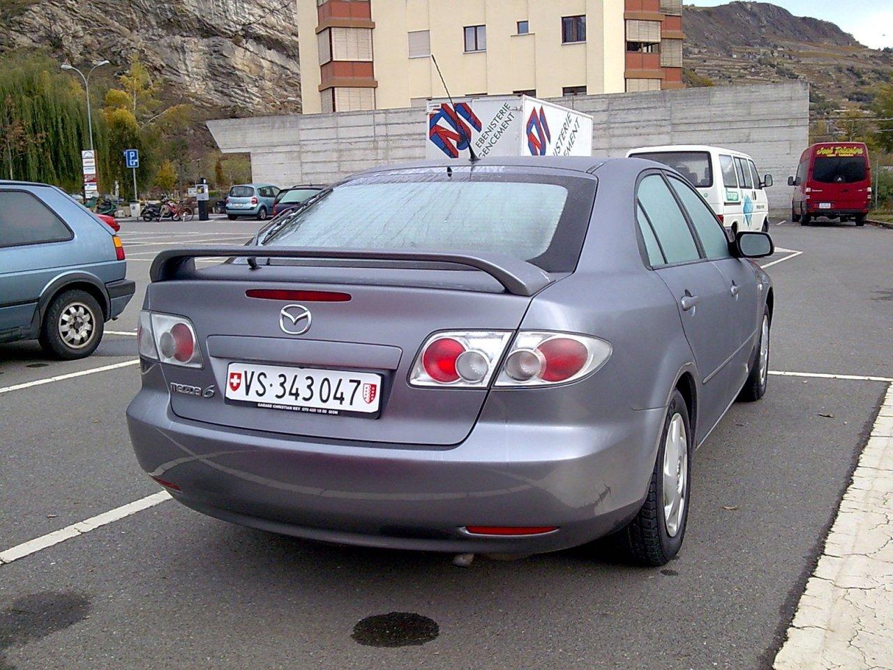 Ma première voiture : Une Mazda 6 - Auto titre