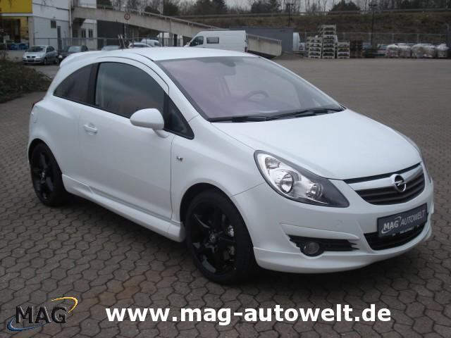nouvelle opel corsa gsi page 3 auto titre. Black Bedroom Furniture Sets. Home Design Ideas