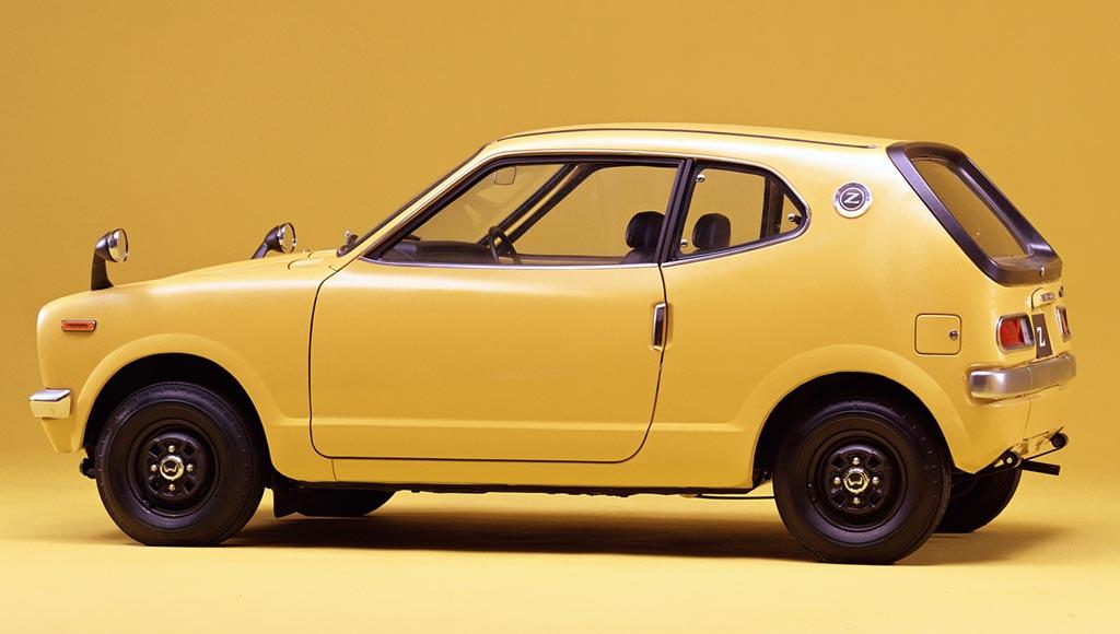Nissan Sunny, pelopor compact car | autotire.com
