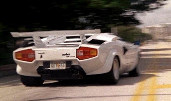 Lamborghini Countach LP400 TAMIYA Voitures Maquettes 1/24