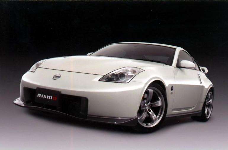 nissan 380rs 350z by nismo auto titre. Black Bedroom Furniture Sets. Home Design Ideas