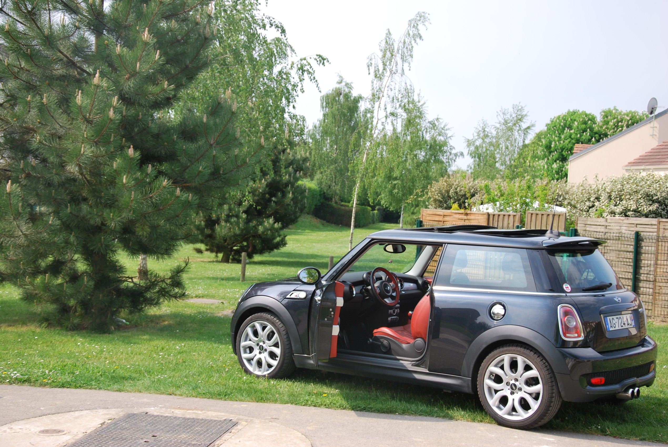 essais avis achat occasion mini cooper s r56 175ch page 2 auto titre. Black Bedroom Furniture Sets. Home Design Ideas