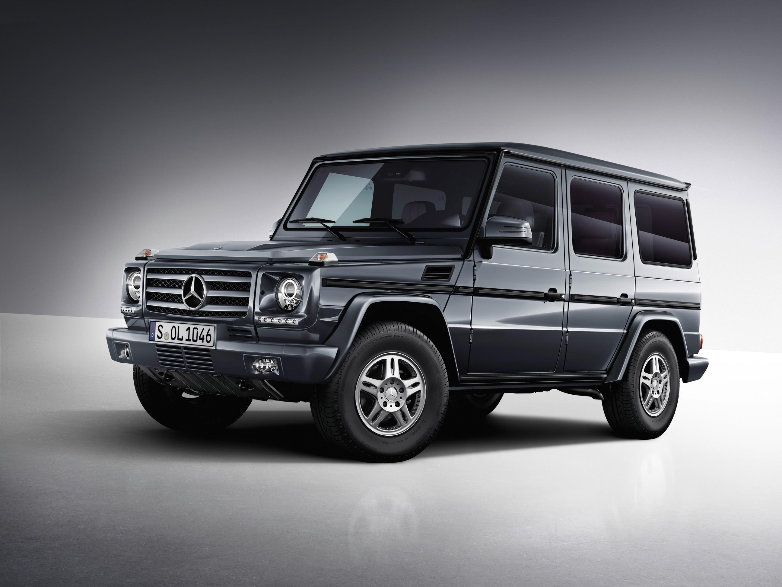 s Mercedes Classe G Auto titre