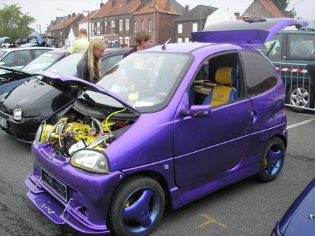 Projet tuning voiture sans permis auto moto - Image de voiture tuning ...
