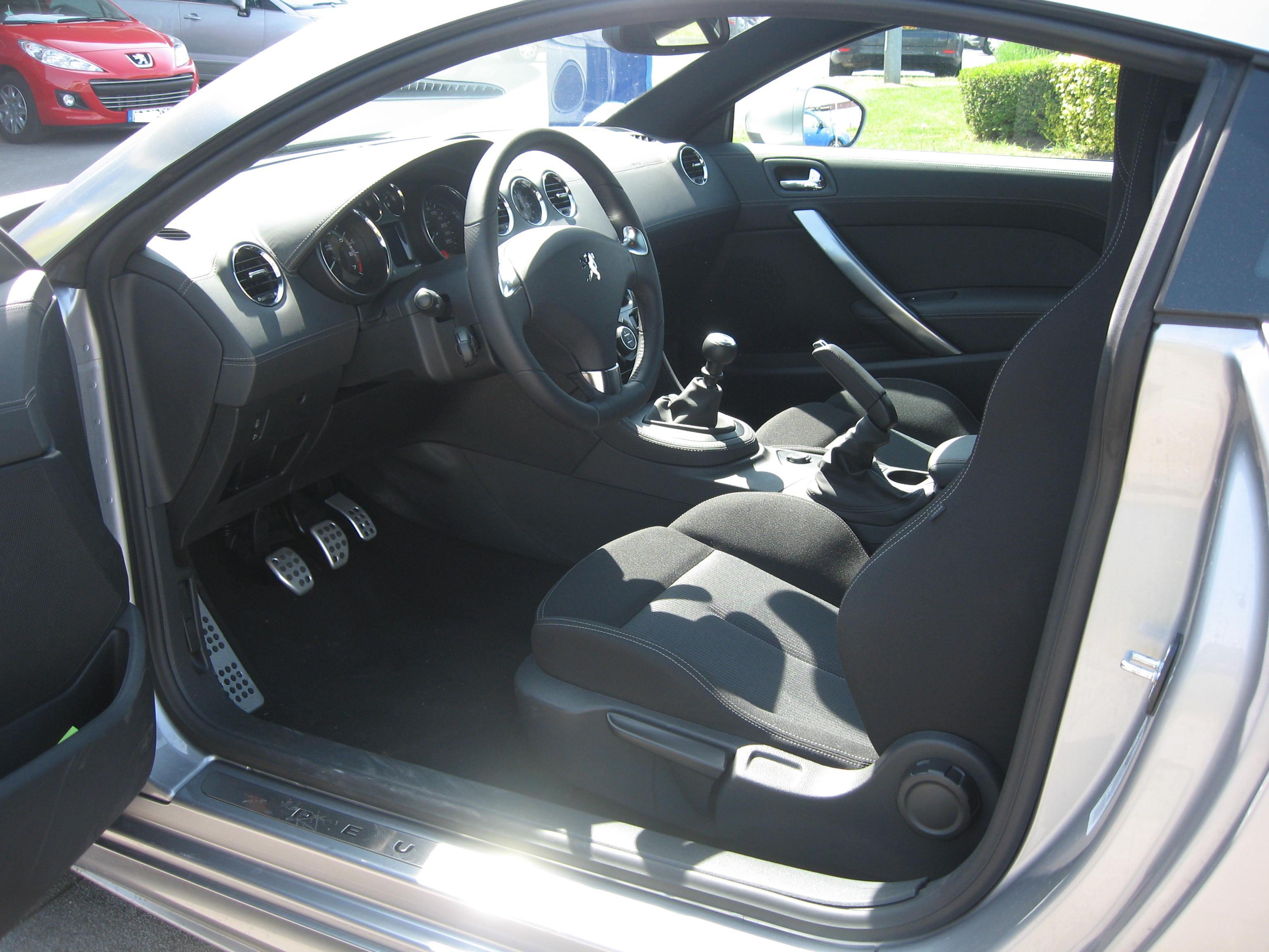 test drive rpt peugeot rcz 1 6 thp 156ch auto titre. Black Bedroom Furniture Sets. Home Design Ideas
