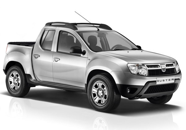 dacia duster pick up autos weblog. Black Bedroom Furniture Sets. Home Design Ideas