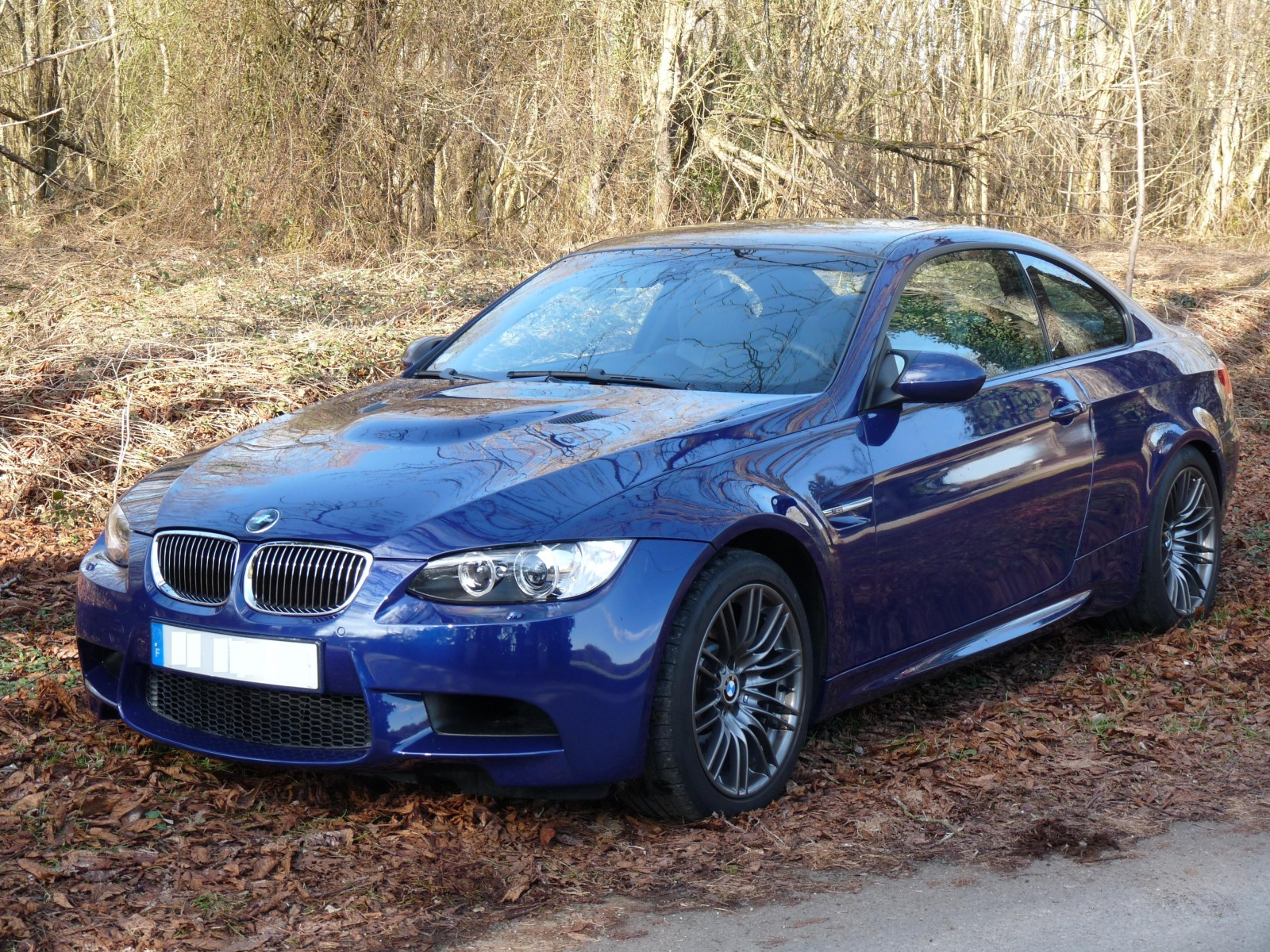 [Test Drive Rpt] BMW M3 E92