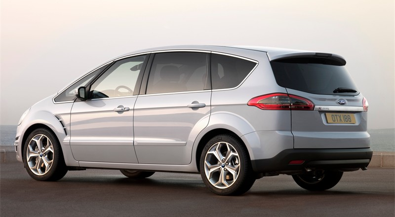 restyling ford s max et galaxy auto titre. Black Bedroom Furniture Sets. Home Design Ideas