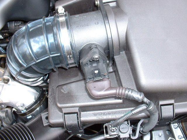 ou se trouve le turbo et le debimetre ? - auto titre