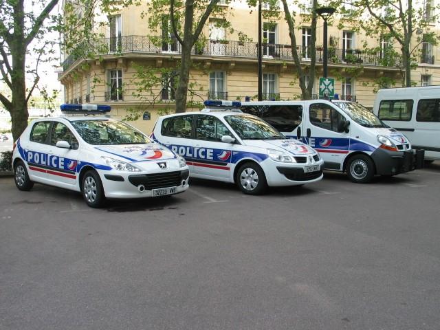 Nouvelles couleurs pour la police nationale for Police nationale lille