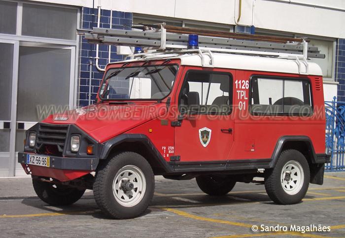 V hicules de pompiers du monde entier page 64 auto titre - Nouvelle grille indiciaire gendarmerie ...