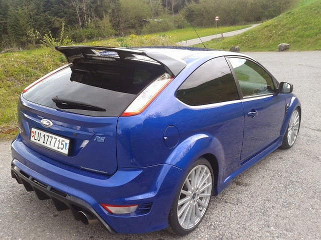 ford focus rs page 43 auto titre. Black Bedroom Furniture Sets. Home Design Ideas