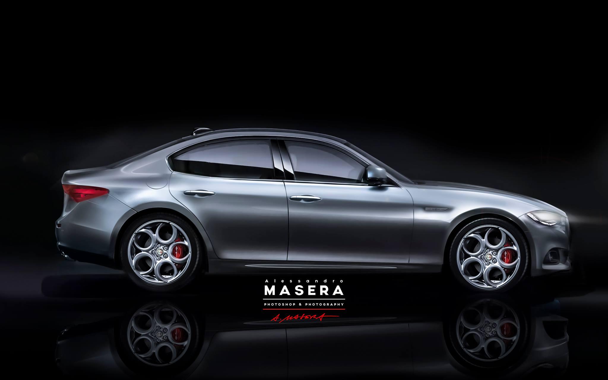 Alfa Romeo Giulia, et les boucheries de tiequar. - Page 23 ...