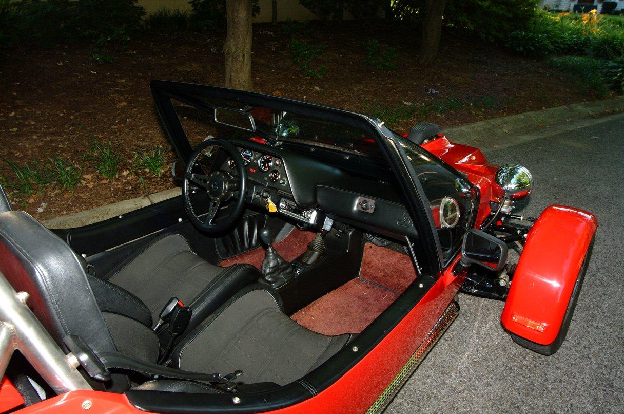 tricycle américain motorisé par un moteur de GSA Ea96f43f13