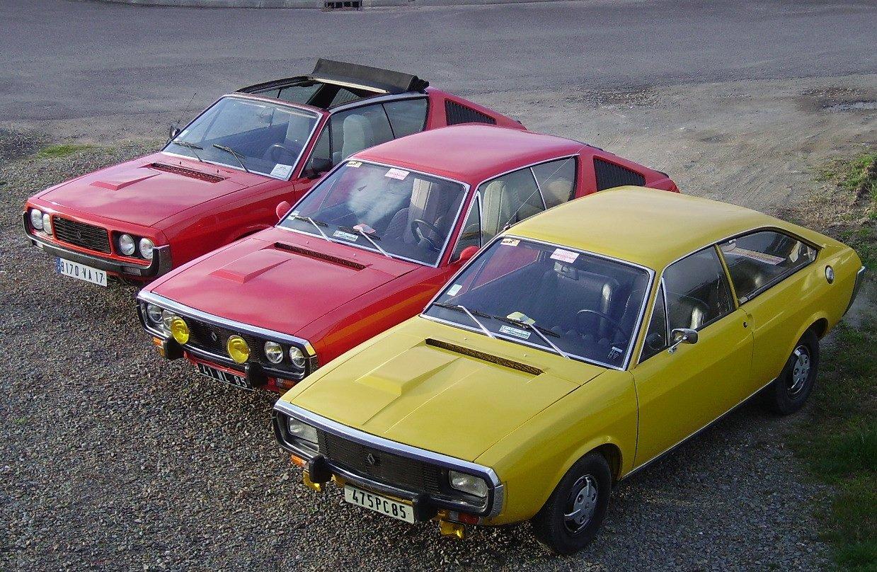 Renault 17 Ts Et Gordini D 233 Couvrable Page 2 Auto Titre